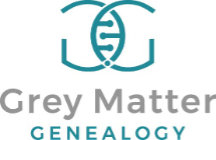 Grey Matter Genealogy logo